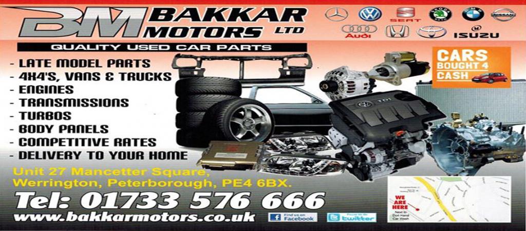 Bakkar Motors Mancetter Square