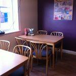 Lornas Cafe Mancetter Square