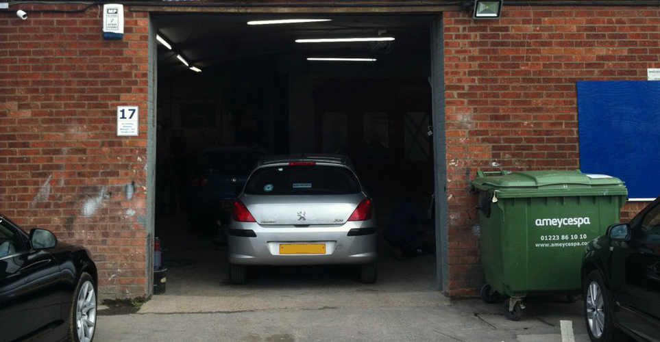 Peterborough Body Repair Centre Mancetter Square