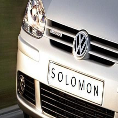 Solomon Car Sales mancetter square